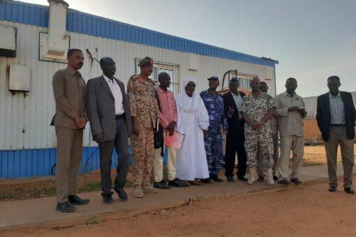 ممثل الداخلية يؤكد حل المشكلات العالقة بمناطق البترول بشرق دارفور