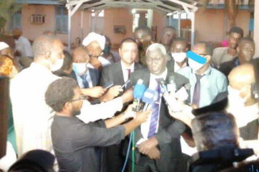 وزير التنمية الاجتماعية يشيد بالجهود المجتمعية بمستشفي مروي