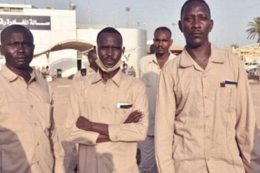 الشرطة تبتعث 105ضابط وصف ضابط للتدريب بمصر