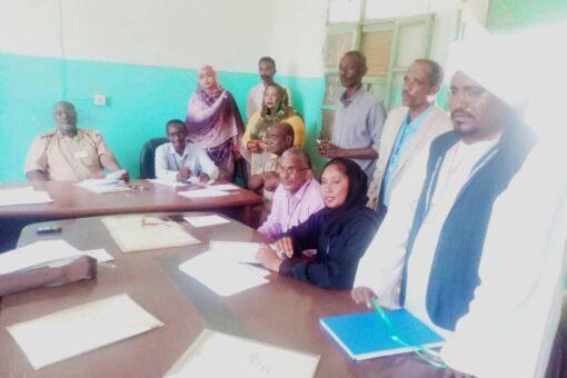 بدء ورشة عمل نظام الحكم في السودان بأم القري والمناقل