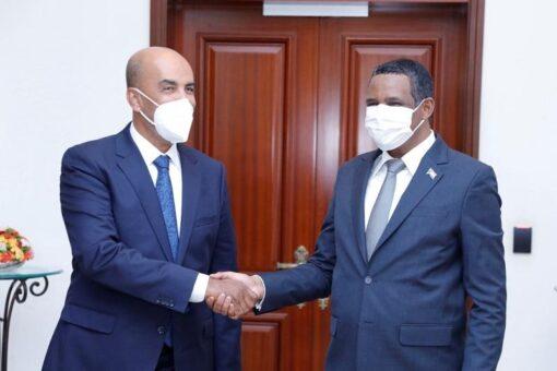 دقلو يلتقي نائب رئيس المجلس الرئاسي الليبي
