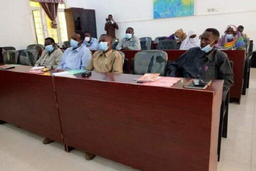 الفاشر :ورشة تدريبية لمديري المياه وضباط الصحة بالمحليات