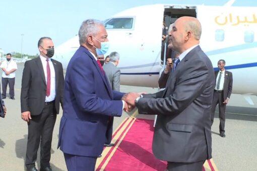 نائب رئيس المجلس الرئاسي الليبي يختتم زيارته لبلاد