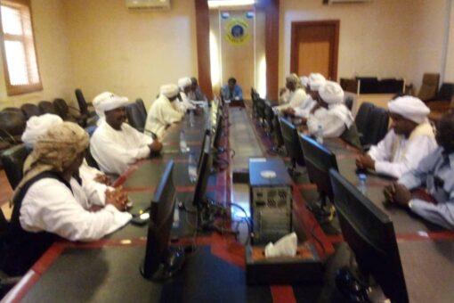 المجلس الاعلى للادارة الاهلية بشرق السودان يلتقي وزيرة الحكم الاتحادي