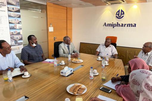 الصناعة تتبنى ورشة لتطوير الصناعات الدوائية في السودان