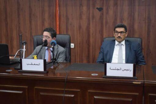 ورشة العون القانوني فى السودان تختتم اعمالها