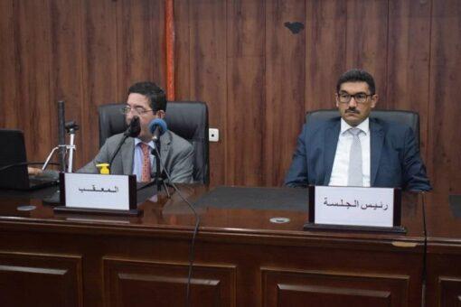 وزيرالعدل يؤكد الاهتمام بتطوير العون القانوني