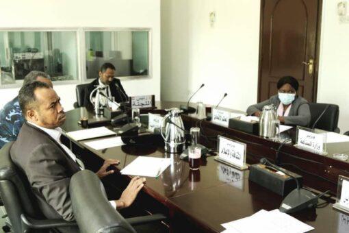 الغرفة المركزيةللسلع الاستراتيجية:الوقوف على سير امدادات السلع