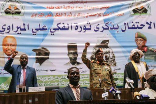 الفريق الركن العطا: شموخ وعظمة التاريخ النضالي في السودان