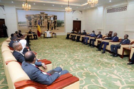 حمدوك: دور محوري لتشاد داعم لعملية السلام في السودان