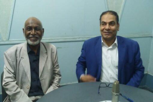 عليو:علاقات مصر والسودان أكبر من أن تتأثر بمتغيرات السياسة