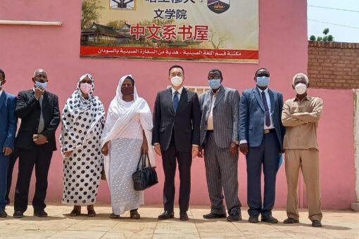 جعفر كرار :نعمل على انشاء مركز للدراسات الصينية في الخرطوم