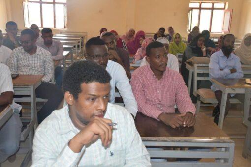 النيل الأبيض:ورشة حول الحقوق والواجبات للكوادر الصيدلانية بالتأمين الصحى