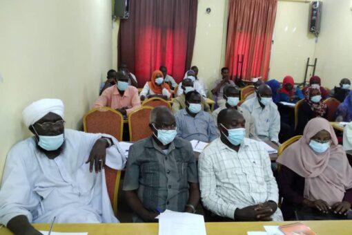 إنطلاق حملة التطعيم بلقاحات كورونا بشمال دارفور في 5سبتمبر