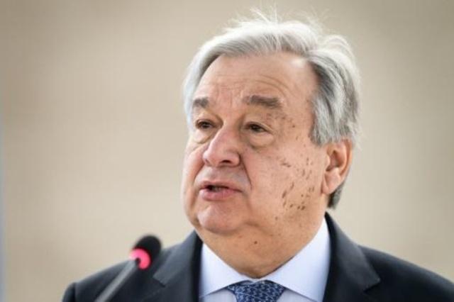 الامين العام للامم المتحدة يدعو الى استئناف مفاوضات سد النهضة