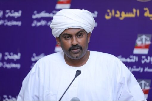محمد الفكي يدعو لتعميم فكرة اقرار الذمة لتصبح ثقافة عامة