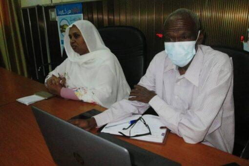 اللجنةالفنية للتطعيم بلقاحات كورونا بالشمالية تطمئن على سير العمل