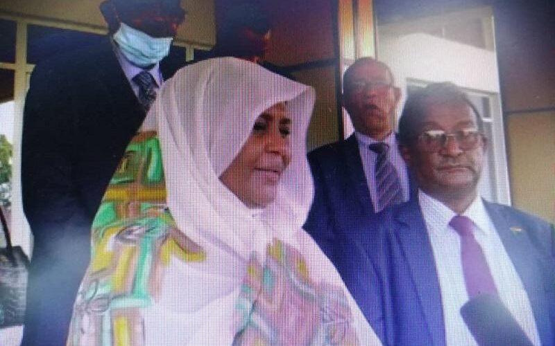وزيرة الخارجية تشيد بجهود رئيس الكونغو بشأن سد النهضة