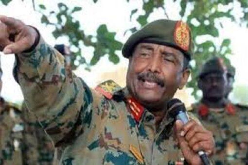 البرهان يجدد حرصه على وحدة البلاد وتوافق القوى السياسية