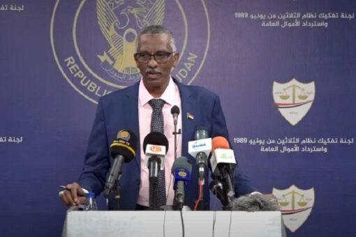 وجدي صالح: رموز النظام البائد هربوا باموال الشعب