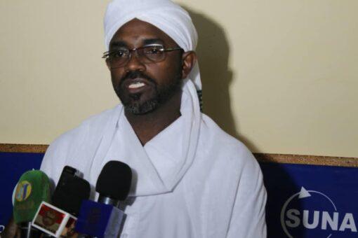 مفرح يخاطب الملتقى التفاكري للكيانات والفرق الإسلامية في السودان