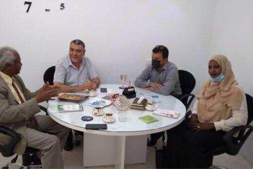 المجلس الليبي لرجال الاعمال يطلع على فرص الاستثمار بالسودان