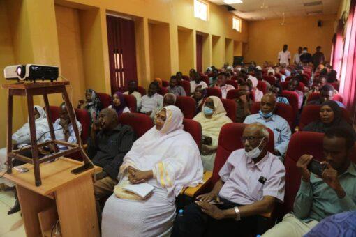 جامعة السودان تنظم محاضرة عن بدائل الأعلاف في السودان