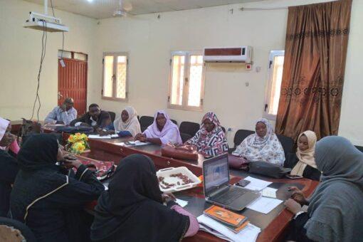 ختام ورشة تطوير قوانين الإعلام في السودان لولايات كردفان