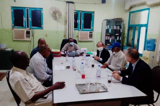 وزارة الإنتاج بالجزيرة : إمكانات الولاية تؤهلها لتصدير الأرز الهوائي