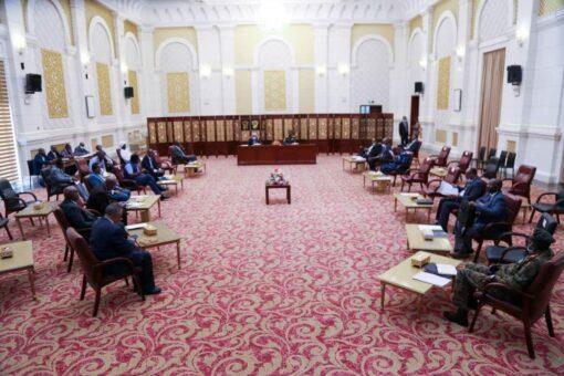 كباشي يرأس اجتماع لجنة متابعة تنفيذ اتفاق جوبا للسلام