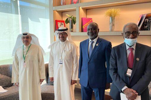 مناقشة ديون السودان على هامش الاجتماع 46 لبنك الإسلامى