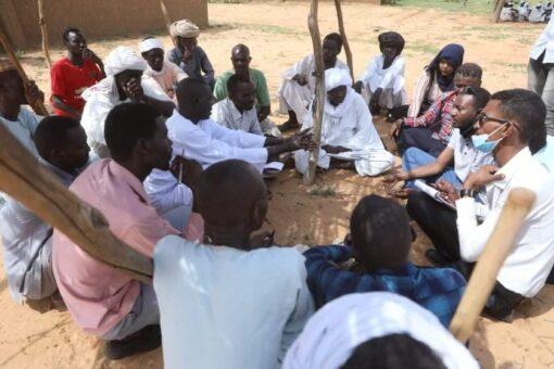 المفوضية القومية لحقوق الإنسان تزور ولاية شمال دارفور