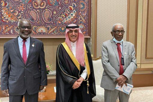 جبريل:وفد سعودي عال برئاسة وزير الزراعة للسودان خلال الشهر