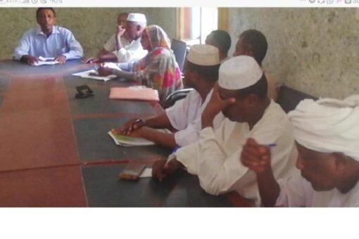 الصحة الإتحادية تقف على الوضع الصحي بمحلية مروي