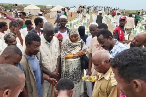 مركز الملك سلمان للإغاثة يدعم المتأثرين بالخريف بالجزيرة