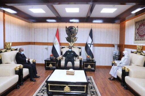 رئيس مجلس السيادة يؤكد عمق ومتانة العلاقات السودانية الاريترية