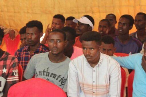 القوات السودانية التشادية:افشال محاولة هجرة غير شرعية الى ليبيا