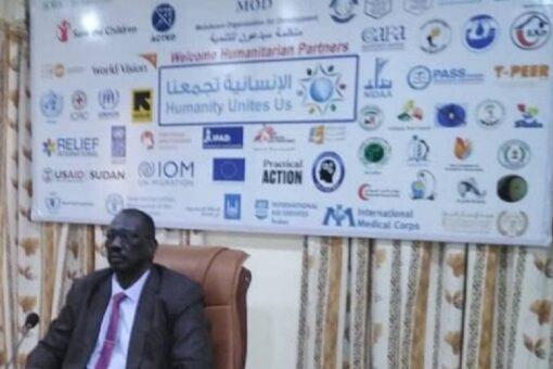 حاكم اقليم النيل الازرق يوجه نداء للمنظمات العالمية