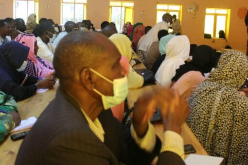 بدء فعاليات الورش التدريبية لمنسوبي التحالف السوداني بغرب دارفور