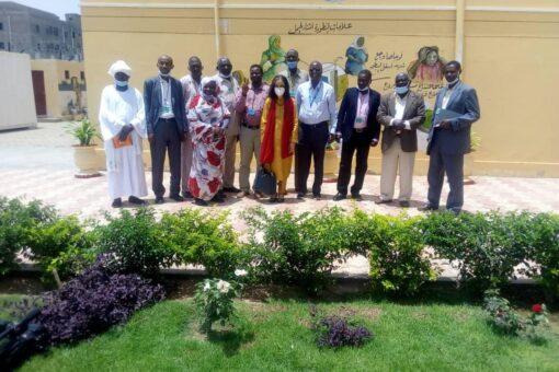 اليونسيف تبحث كيفية الانتقال إلى مرحلة التنمية والخدمات بشمال دارفور