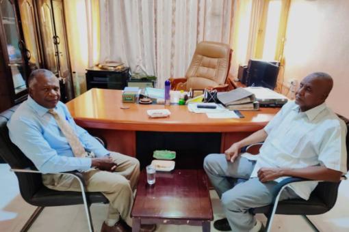 تنسيق بين صندوق رعاية الطلاب بالجزيرة وجهاز تنظيم السودانين بالخارج