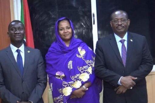 مسودةلمذكرة تفاهم إطارية بين السودان وغينيا بيساو في مجال الرياضة
