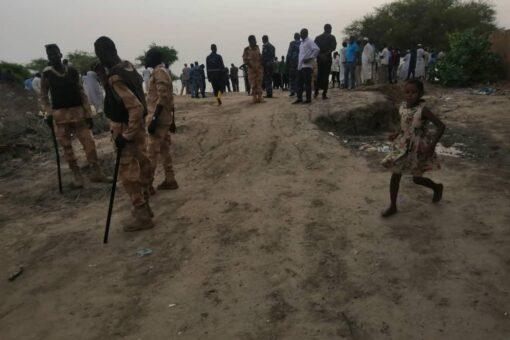 سقوط طائرة في منطقة الشقيلاب غربي الخرطوم ظهر اليوم
