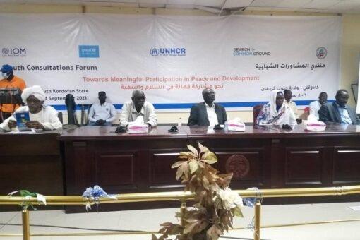 كادقلي:امين الحكومةيؤكد أن الشباب مورد بشري للتنميةوالتغيير الاجتماعي