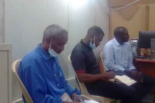 دورة تدريبية لكوادر الحجر الصحي ببورتسودان