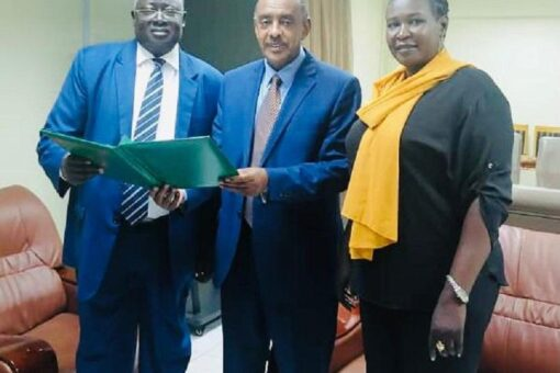 السودان يمنح جنوب السودان قطعة أرض لاقامة سفارته