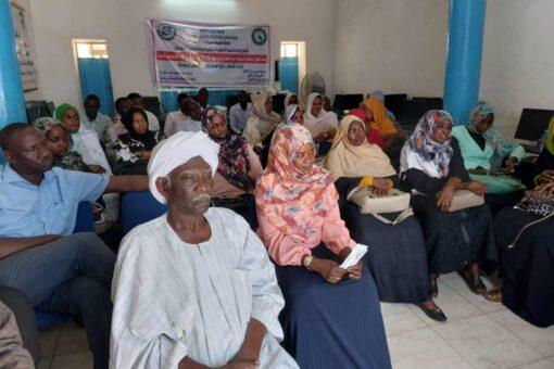 مالية جنوب دارفور تنظم ورشة حول ضبط الجودة