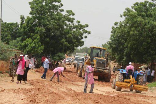 تجمع المهنيين بغرب دارفور يطلق مبادرة لإصحاح البيئة بالجنينة