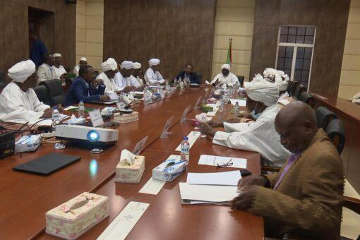 ترتيبات للقطاع الاقتصادي بمجلس الوزراء لزيارة الوفد السعودي