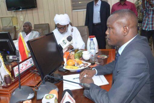 ولاة ولايات دارفور يوقعون برتكول تنفيذ برنامج مشروع ثمرات
